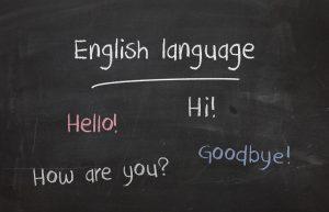 เรียนภาษาอังกฤษด้วยตัวเองด้วยสื่อออนไลน์ Leaning English Online